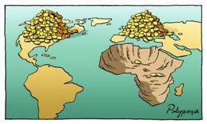 polyp_cartoon_africa_unfair_trade_mining_minerals_gold