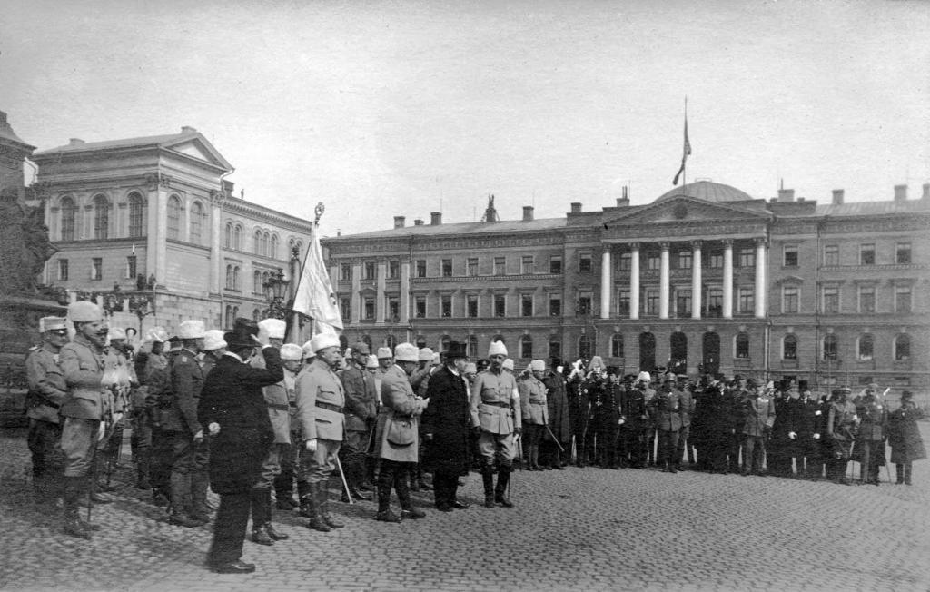 Рис. 10 Белые торжествуют в Хельсинки
