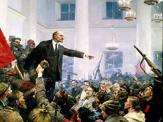 Ленин революционные традиции