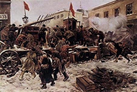 Декаб вооруж восст в Москве 1905