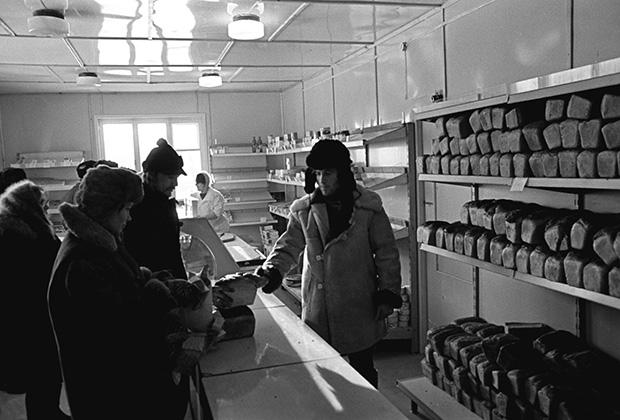 Магазин в пос. Ния