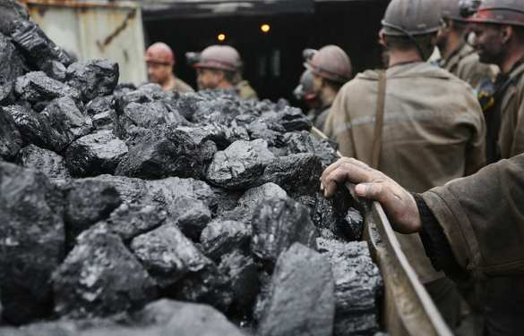 донбасс уголь