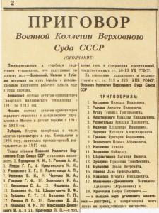 Приговор_Бухарину_1938