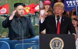 Трамп против КНДР