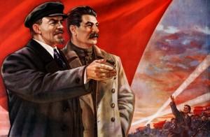 ленин и сталин Вел Окт - ум