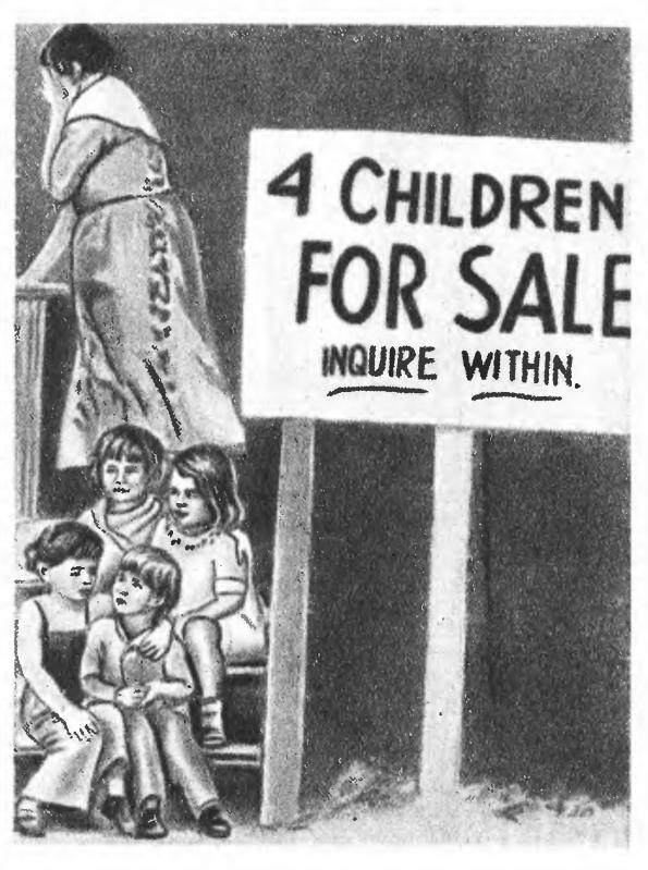 продажа детей объявление