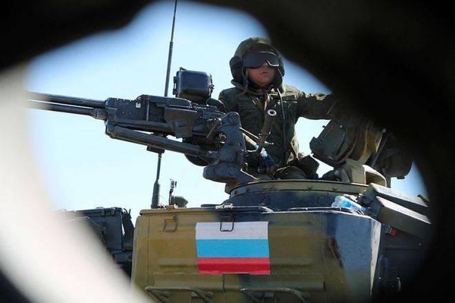 армия рф в сирии